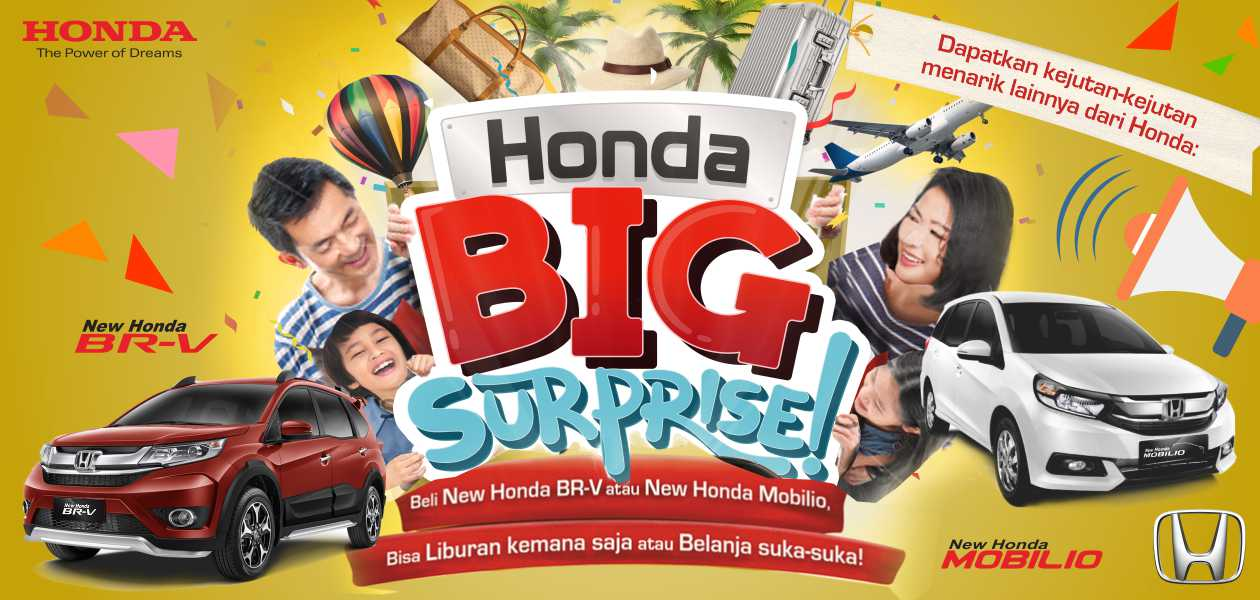Honda Big Suprise