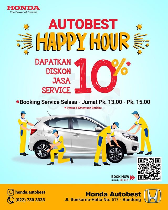 Happy Hour Diskon Autobest
